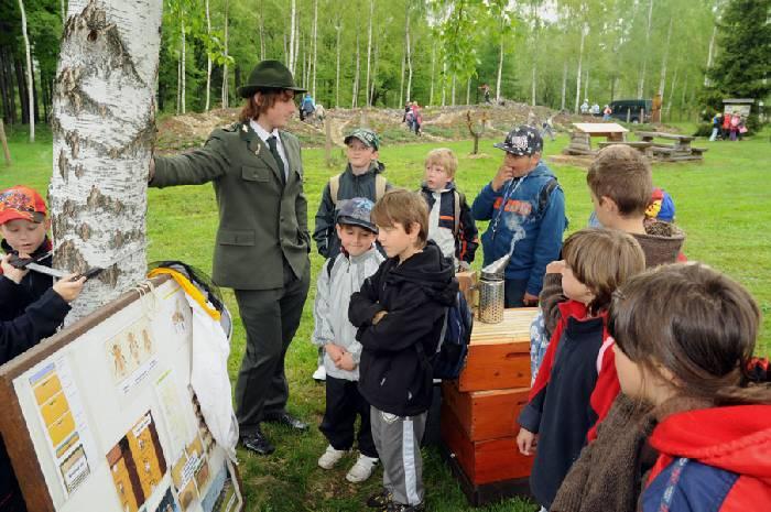 Den Lesů 13.května 2010